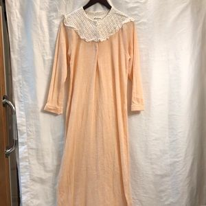 3/$20 Kittens By Katz Thermal Night Gown A60P